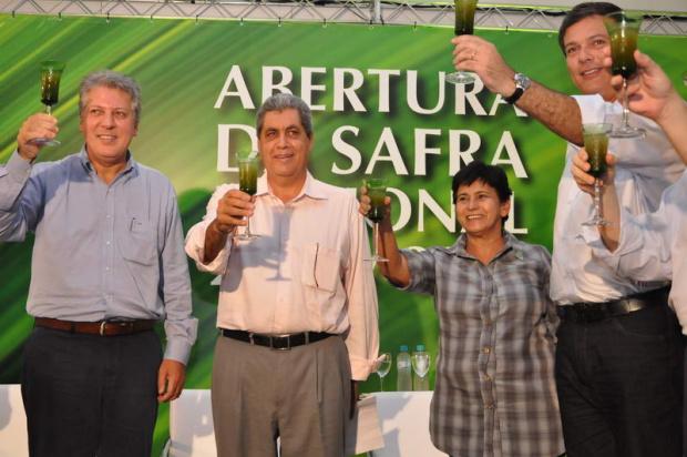 Abertura Nacional da Safra de Cana em Nova Alvorada - Crédito: Foto :  Divulgação