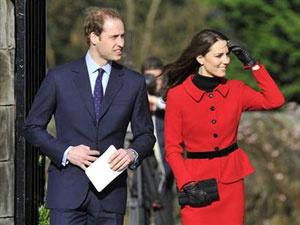 Príncipe William e Kate Middleton se conheceram na Universidade de St. Andrews e voltaram à instituição no dia 25 de fevereiro deste ano - Crédito: Foto: Reuters