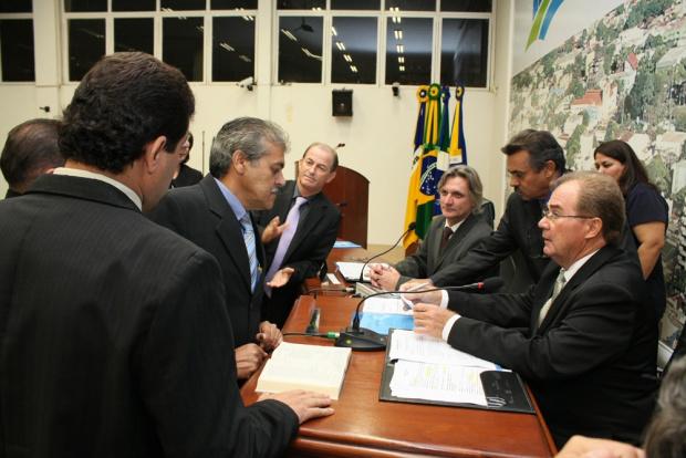 Nova composição das comissões foi definida na sessão de segunda-feira - Crédito: Foto: Eder Gonçalves