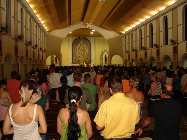 Semana Santa será celebrada na igreja Catedral e nas paróquias de Dourados - Crédito: Foto: Hedio Fazan/PROGRESSO