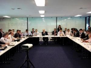 Reunião realizada no Rio de janeiro - Crédito: Foto: Divulgação