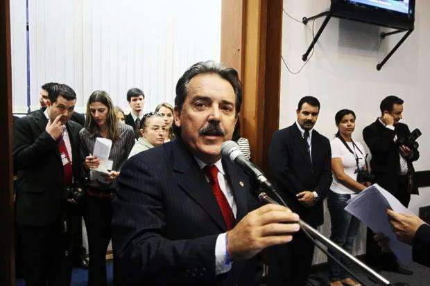 Arroyo busca apoio para tentar ocupar vaga no TCE - Crédito: Foto : Divulgação