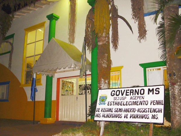 Cerca de 150 deixam de dormir no Semiaberto -