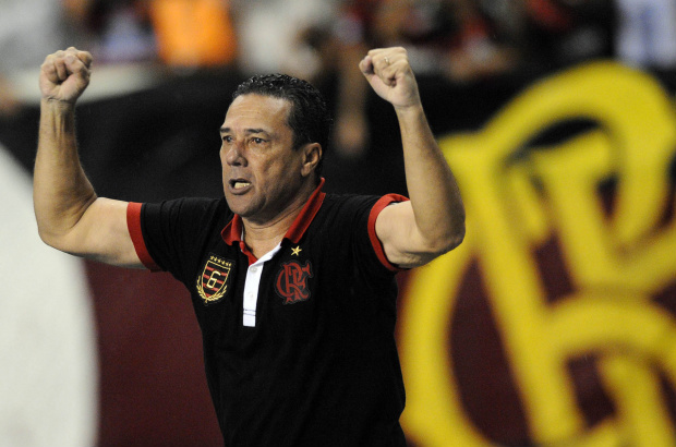 Vanderlei Luxemburgo, técnico do Flamengo - Crédito: Foto: Bruno de Lima/VIPCOMM