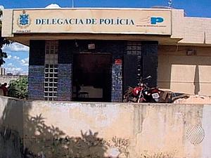 Delegacia de Luís Eduardo Magalhães  - Crédito: Foto: Reprodução/TV Bahia
