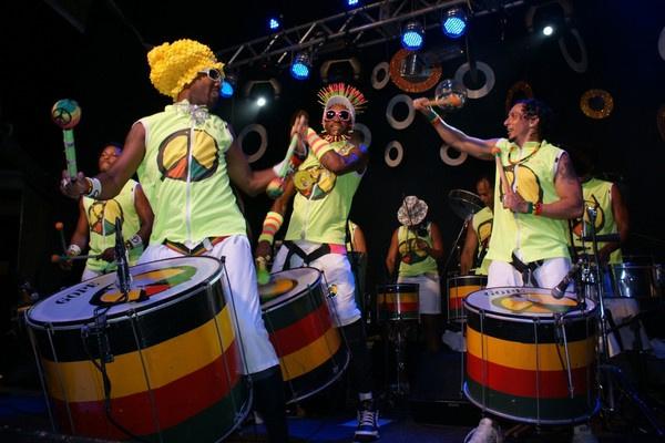 Olodum comemora 32 anos de história social e musical. - Crédito: Foto: Divulgação/Agecom
