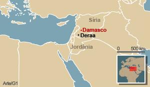 Governo da Síria já matou 400 civis em protestos -