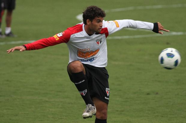 Willian José, atacante do São Paulo - Crédito: Foto: Luiz Pires/VIPCOMM