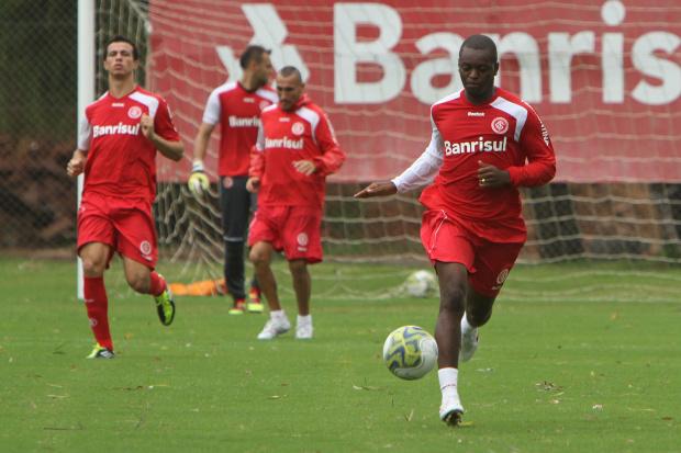 Zé Roberto, meia-atacante do Internacional - Crédito: Foto: Lucas Uebel/VIPCOMM