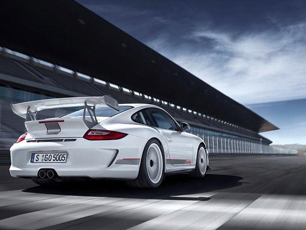 Porsche 911 GT3 RS 4.0 - Crédito: Foto: Divulgação