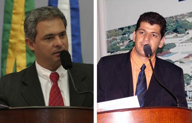 Máfia dos consignados leva Júnior Teixeira e Sidlei Alves para atrás das grades - Crédito: Foto: reprodução