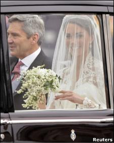 Kate representa \'cara nova\' da realeza britânica -