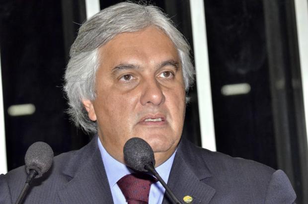 Delcídio Amaral diz que está à disposição dos prefeito de Mato Grosso do Sul - Crédito: Foto : Waldemir Barreto – Agência Senado