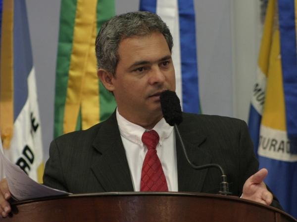Ex-vereador Junior Teixeira, cassado por envolvimento na operação Uragano Foto: Hédio Fazan -