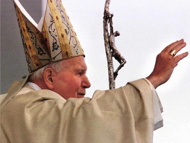 Beatificado João Paulo II que governou a Igreja Católica de 1978 a 2005 - Crédito: Foto : Divulgação