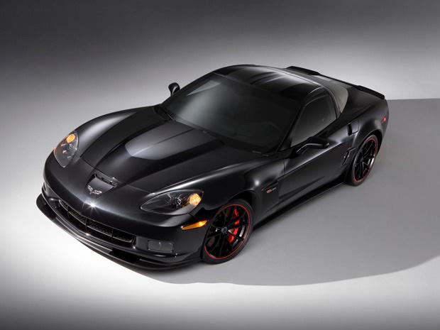 Chevrolet Centennial Edition Corvette inspira a linha 2012 do modelo - Crédito: Foto: Divulgação