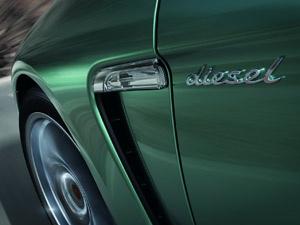 Porsche Panamera ganha versão a diesel  - Crédito: Foto: Divulgação