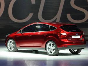 Nova geração do Ford Focus terá conexão WiFi  - Crédito: Foto: Stan Honda/AFP