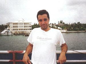 Ivan Kyrillos Fairbanks trabalhava no World Trade Center e morreu no atentado de 2001 - Crédito: Foto: Divulgação/Arquivo pessoal