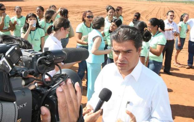 Peemedebistas e aliados vão debater proposta para disputar sucessão de Trad - Crédito: Foto : Divulgação