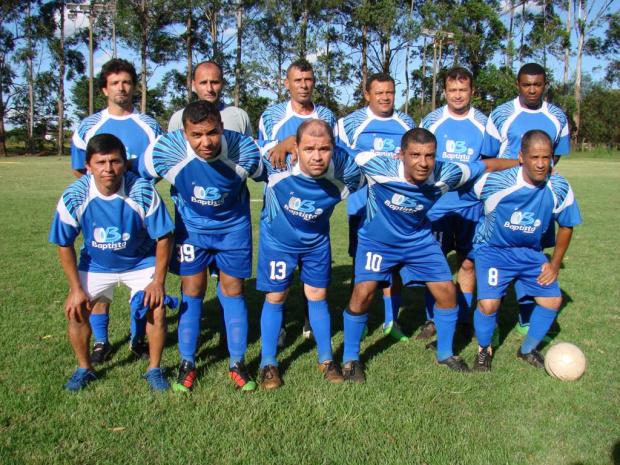 Baptista Pneus precisa vencer na rodada deste final de semana para estar na luta pelo título da Copa Okinawa - Crédito: Foto : Divulgação/Gazeta MS