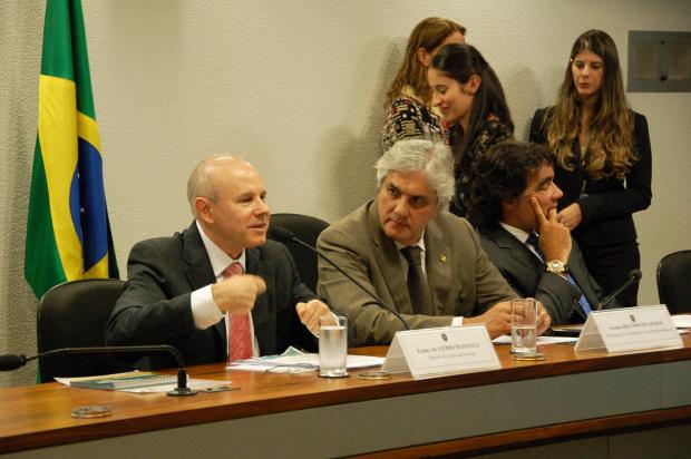 Audiência pública com o ministro Mantega teve como tema central as medidas contra inflação - Crédito: Foto : Divulgação