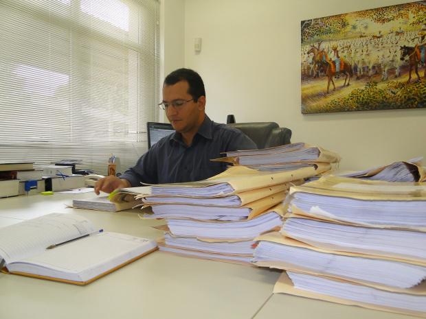 As denúncias na justiça foram feitas pelo promotor Ricardo Melo - Crédito: Foto: Divulgação