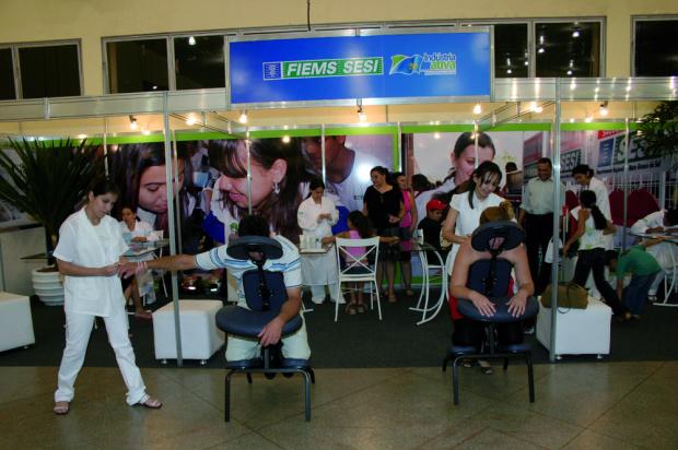Sinvesul abre nesta quinta-feira a edição 2011 da Expoem  -