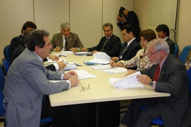 Bancada de MS discute recursos e define agendas  -