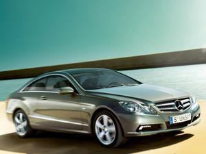 Mercedes-Benz Classe E ganha motor menos poluente - Crédito: Foto: Divulgação