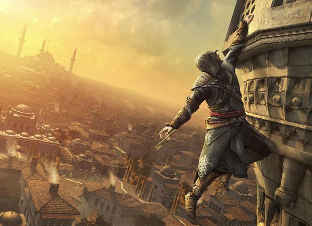 Assassin\'s Creed Revelations se passa em Constantinopla - Crédito: Foto: Divulgação/Game Informer
