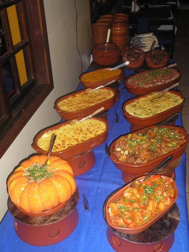 Água Doce Cachaçaria tem um cardápio especial para o almoço do Dia das Mães - Crédito: Foto: Reprodução