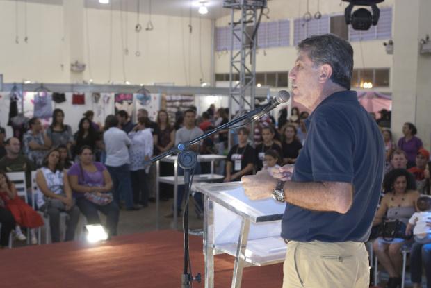 Murilo diz que mais de 50 empresários apostam no setor do vestuário em Dourados - Crédito: Foto: Divulgação