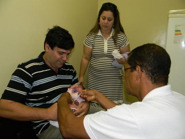 Este ano foram incluídos grupos de crianças, mulheres grávidas e trabalhadores de saúde - Crédito: Foto: Divulgação