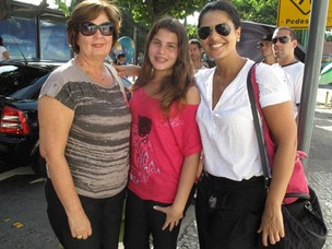 Fãs aguardam em fila para comprar ingresso para o Rock in Rio - Crédito: Foto: Alba Valéria Mendonça/G1