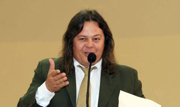 Vereador Vanderlei Cabeludo não havia se manifestado sobre as denúncias, até a manhã de ontem - Crédito: Foto : Divulgação