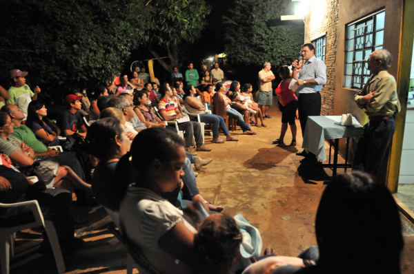 Indústria Ativa Campo Grande é lançado no Novos Estados e Jardim Anache  -