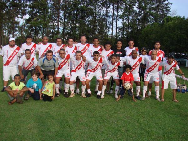 No ano passado, o Inter Flórida/Erva Mata Caseira foi campeã; esse ano quer o bicampeonato - Crédito: Foto : Arquivo