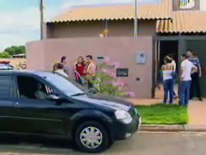Mulheres foram degoladas e corpos encontrados no Jardim Tijuca - Crédito: Foto: Reprodução/TVMorena