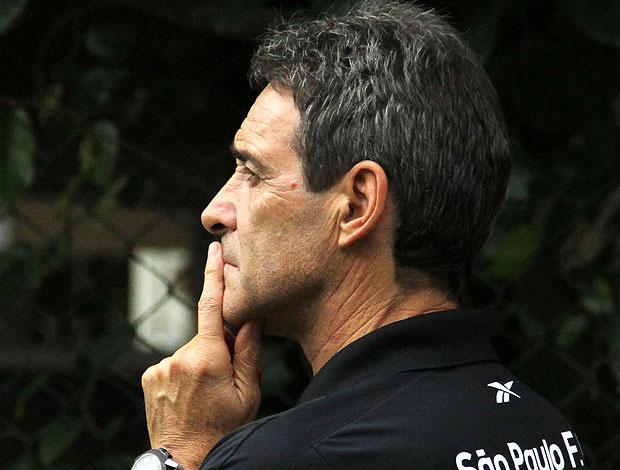 Carpegiani: demitido após eliminação na Copa do Brasil - Crédito: Foto: João Neto / VIPCOMM