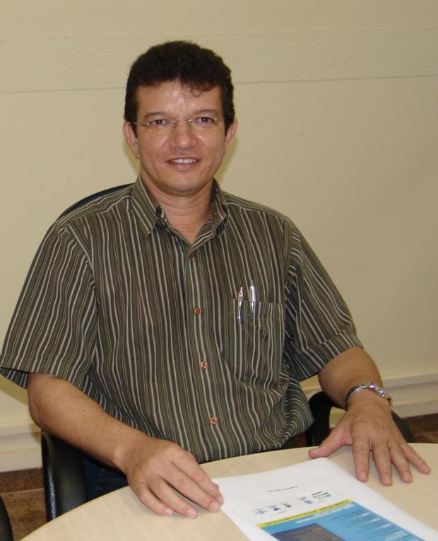 Antonio Freire – eleito presidente das Associações Empresariais do MS - Crédito: Foto : Divulgação