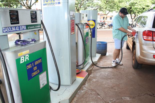 Pesquisa feita pelo Procon mostra a diferença do preço dos combustíveis na cidade de Dourados - Crédito: Foto: Divulgação