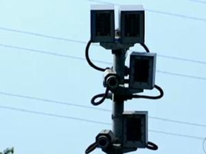 Radares inteligentes foram instalados em rodovias paulistas - Crédito: Foto: Reprodução/TV Globo
