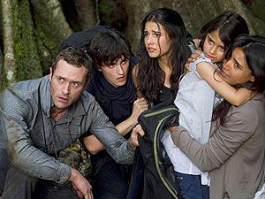 O elenco de \'Terra nova\' - Crédito: Foto: Divulgação