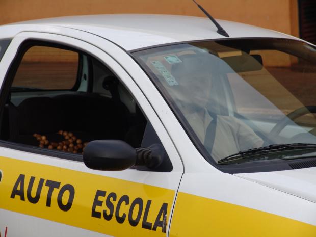 Contran traz várias medidas que poucas autoescolas do Estado podem cumprir - Crédito: Foto: Arquivo -  Hedio Fazan/PROGRESSO