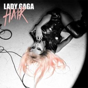 Capa de \'Hair\', novo single de Lady Gaga  - Crédito: Foto: Divulgação