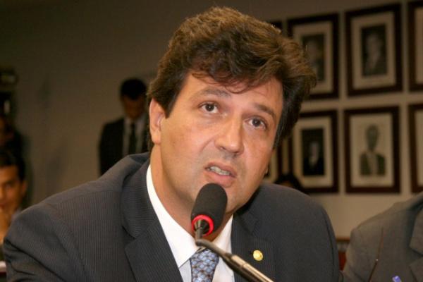 Mandetta é até agora o nome mais forte do DEM para disputar a sucessão na capital - Crédito: Foto : Divulgação