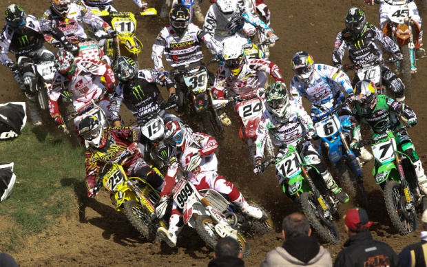 Organização divulga programação do Honda GP Brasil de Motocross -
