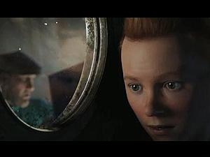 Imagem do trailer de \'As aventuras de Tintin\'  - Crédito: Foto: Divulgação