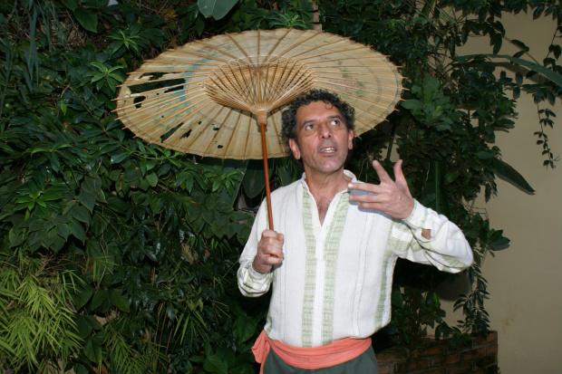 Emanuel Marinho: referência na cultura e literatura do MS - Crédito: Foto: Hedio Fazan/PROGRESSO